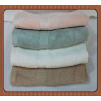 Buy cheap woven hot sale 100% bamboo fiber face towels and hand washcloth product