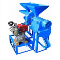 Buy cheap Rice Flour Grinding Machine / Grain Grinding Equipment Diesel Power 1 Year Warranty from wholesalers