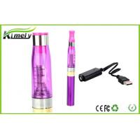 Buy cheap Large Capacity E Cigarette Ego Ce4 Kit With 1.6ml Ce4 Clear Atomizer For Lady product