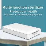 Buy cheap Automatically Aroma Power Uv Sterilizer Box Phone Stand Sterilization DC 5V from wholesalers
