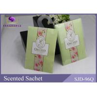Buy cheap Customized Scented Envelope Sachet Drawer Scented Sachets ITS from wholesalers