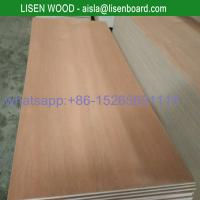 Buy cheap okoume plywood furniture grade, smoothy E1 E0 Plywood from wholesalers