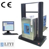 Buy cheap High And Low Temperature Universal Testing Machine For  Adhesive  Material from wholesalers
