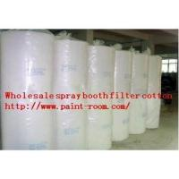 Buy cheap Car Spray Booth Filter Cotton,Spare parts from wholesalers