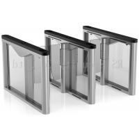Buy cheap Access Control System Speed Gates Turnstile With High Speed Servo Motor from wholesalers