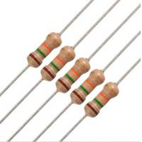 Buy cheap Carbon Film Fixed Resistor Sensors For Arduino Standard Rated Power from wholesalers