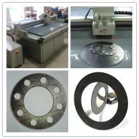 Buy cheap Gasket Production Sample Blade Cutting Machine Sign Making Cutter from wholesalers
