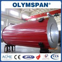 Buy cheap 1200000KCal/hr Horizontal Oil Fired/Gas Fired Thermal Oil Boiler from wholesalers