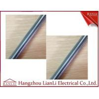 Buy cheap Carton Steel Or Stainless Steel Grade 8.8 All Thread Rod DIN975 Standard from wholesalers