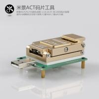 Buy cheap programmer adapter WL ACT APPLE Chip Test Fixture Tool for iPhone 4S 5 5S 5C product