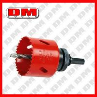 Buy cheap HSS M3/M42 Bi-metal hole saw from wholesalers