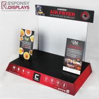 Buy cheap Costumized Counter Top PVC Electromagnetic Oven Display Induction Cooker Display Stand from wholesalers
