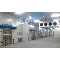Buy cheap Large Modular Polyurethane Cold Room / freezer For Meat , Vegetables and Fruits from wholesalers