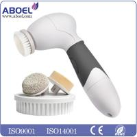 Buy cheap Female Beauty Face Washing Brush Battery Operated With 4 Replacements from wholesalers