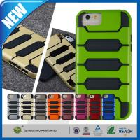 Buy cheap Shock Absorbing Hybrid Armor Defender iPhone 6 Plus Protective Case from wholesalers