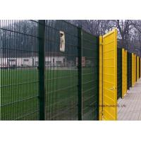 Buy cheap Welding Steel Wire Fencing Anti Cut and Climb 358 High Security Fence For Boundary Wall from wholesalers