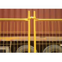 Buy cheap temporary fencing toowoomba 2100mm x 2400mm height mesh 60mm x 150mm x 4.00mm 2100mm height  australia from wholesalers