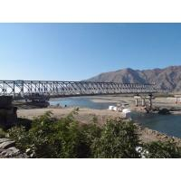 Buy cheap CB100 321 Modular Steel Bridges Q345B Steel Painted Hot Dipped Galvanized from wholesalers
