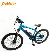 Buy cheap Alloy Type 36v 350w  Powerful Electric Bike , Electric Road Bike For Adults from wholesalers