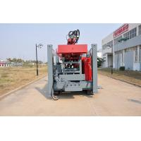 Buy cheap 2 Gears Rotation Speed Water Well Drilling Machine With Cummins 4BT Diesel Egine from wholesalers