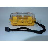 Buy cheap Micro Waterproof safety Water Sports Equipment Dry Box for diving IP67 from wholesalers