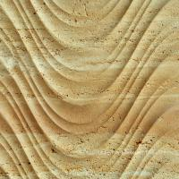 Buy cheap Natural travertine 3d indoor decor wall art paneling from wholesalers