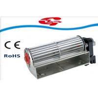 Buy cheap 110-240V Crossflow , Fireplace Fans And Blowers With Shaded Pole Ac Motor from wholesalers