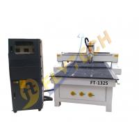 Buy cheap 1325 3D woodworking cnc router with vaccum table and T-slot table Ncstudio control from wholesalers