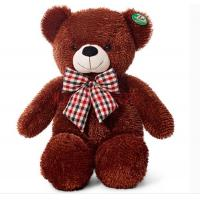 Buy cheap 60 cm / 80 cm Height Teddy Bears Animal Plush Toys With Knitted Sweater from wholesalers