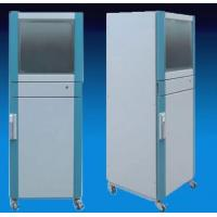 Buy cheap SUS304 Network Cable Storage Cabinet With Wire Drawing Surface Treatment product