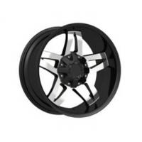 Buy cheap V-CH Lightweight 20 Inch Alloy Wheels Full Painted Black 135 - 150 PCD from wholesalers
