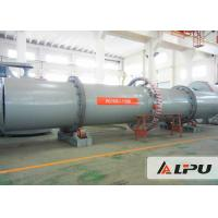 Buy cheap Bentonite Rotary Industrial Drying Equipment With Rotate Speed 3-8 r/min from wholesalers