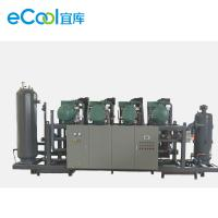Buy cheap 4.5 Ton Compressor Unit High Temp , Compressor Set With 10 Inch Colored Touch Screen from wholesalers