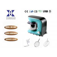 Buy cheap Black / Blue Kitchen Mixer Machine with Pasta Maker GS CE CB Certificate from wholesalers