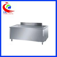 Buy cheap Electric Gas Teppanyaki Grill Table Western Kitchen Equipment For Restaurant from wholesalers