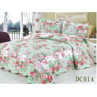 Buy cheap Cotton & Polyester Patchwork Bedding Sets 3 Pcs 4 Pcs & 2 Pcs Patchwork Polyester Bedding Sets from wholesalers