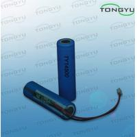Buy cheap 3.7V 800mAh Rechargeable Lithium Batteries For Lighting / Solar Lights from wholesalers
