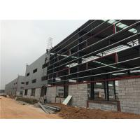 Buy cheap Pre Fabricated All Steel Structure Warehouse With Aluminum Sliding Window from wholesalers