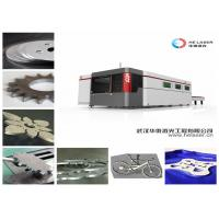 Buy cheap Efficiency Fiber Laser Cutting Machine For Stainless Steel , Sheet Metal Cutter Machine from wholesalers