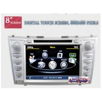 car stereo gps headunit multimedia for toyota camry aurion 2006 2011 dvd player 105644308. Black Bedroom Furniture Sets. Home Design Ideas