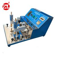 Buy cheap Abrasion Resistance Test Laboratory Testing Machines , Alcohol Abrasion Testing Machine from wholesalers