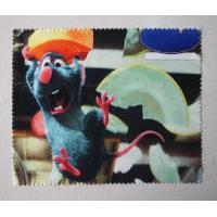 Buy cheap Microfiber Full Colors Printing Cleaning Cloth (SN-86) from wholesalers