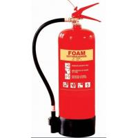 Buy cheap 4kg  Foam Type Extinguisher Durable Hand Held Portable Fire Extinguisher from wholesalers