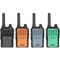 Buy cheap Portable Walkie Talkie 2 Way Radio Mini Pocket Analog FM Radio E90 UHF Woki Toki from wholesalers