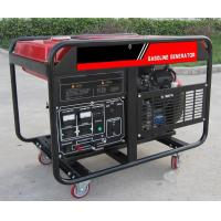 Buy cheap Electric key start 10kw 10kva Portable Gasoline Generator AC Single Phase Output Type from wholesalers