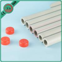 Buy cheap 20MM - 110MM PN20 Plastic PPR Pipe For Cold And Warm Water 2 - 18.3MM Thickness from wholesalers