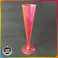 Buy cheap Neon Plastic Champagne Flute Glasses from wholesalers