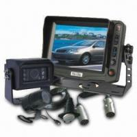 Buy cheap Trailer Reverse Camera System with OSD Menu and Turn Camera Reverse Priority from wholesalers
