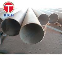 Buy cheap 304 Stainless Steel Welded Pipe High Precision ASTM A213 ASTM A269 from wholesalers