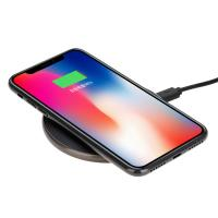 Buy cheap Battery Power Cordless Cell Phone Charger , Wireless Charging Devices Long Lifespan from wholesalers